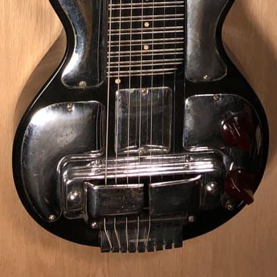 Rickenbacker Model B 8 - String Lap Steel 1951 Black & Chromium for sale