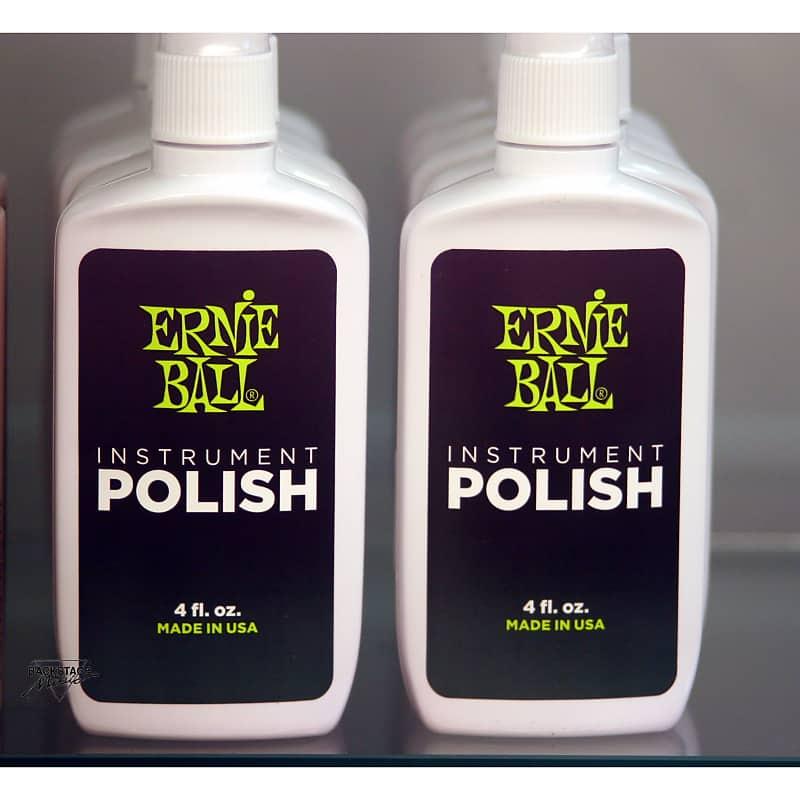 Ernie Ball Guitar Polish