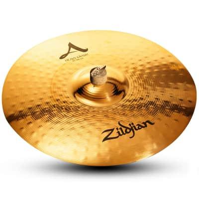 Zildjian A0279 Heavy 19-Inch Crash Cymbal with Mid-High Pitch & Brilliant Finish