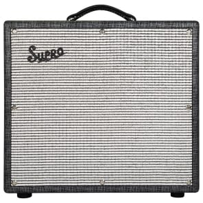Supro 1699R Statesman 2-Channel 50-Watt 1x12 Tube Guitar Combo