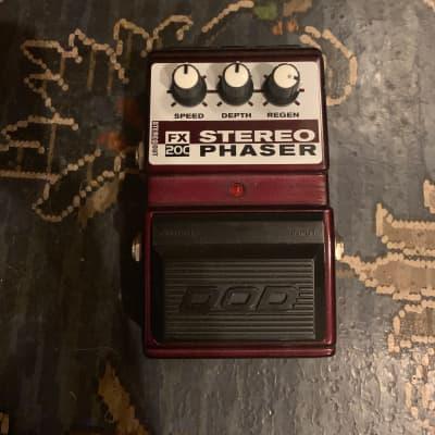 DOD Stereo Phaser FX20C for sale