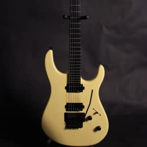 Raines Chi Solidbody Electric Guitar Blem 2014 Lemon Drop for sale