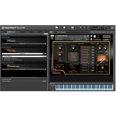 Best Service Galaxy II Vienna Grand Piano - Virtual Instrument Software - (Download/Activation Card)