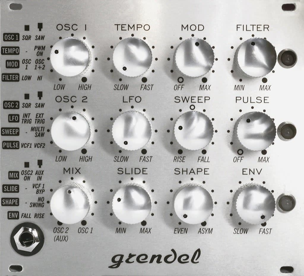 grendel drone commander with 2786735 Grendel Dc 2e Drone  Mander Eurorack Synth With Push Pull Pots on Lite2sound Px further Fiche together with Rare Waves Grendel Drone  mander 2e moreover Pedal Line Friday 321 Eric Logeman besides 5118156413.