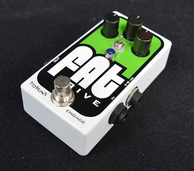 Pigtronix Fat Drive : pigtronix fat drive mint floor demo bass central reverb ~ Russianpoet.info Haus und Dekorationen