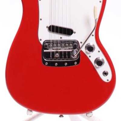 1968 Fender Bronco Fiesta Red for sale