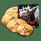 Zildjian ZBT 5-Piece Cymbal Pack  ZBTP390A image
