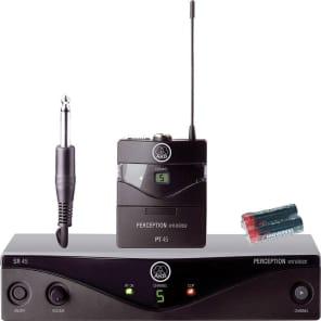 AKG PW45 Perception Wireless 45 Instrument System - Band A