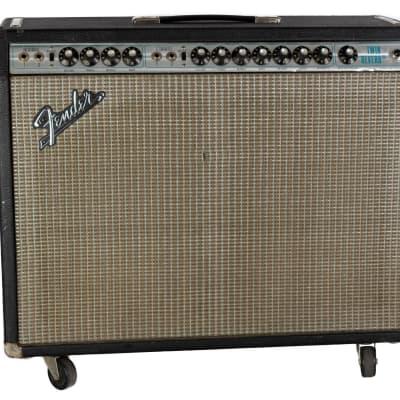 CA. 1980 Fender Twin Reverb