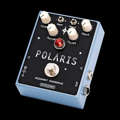 Spaceman Polaris Resonant Overdrive - Light Blue