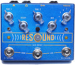 Cusack Music Cusack Music Resound - Digital Reverb w/ Presets & Extend Switch image