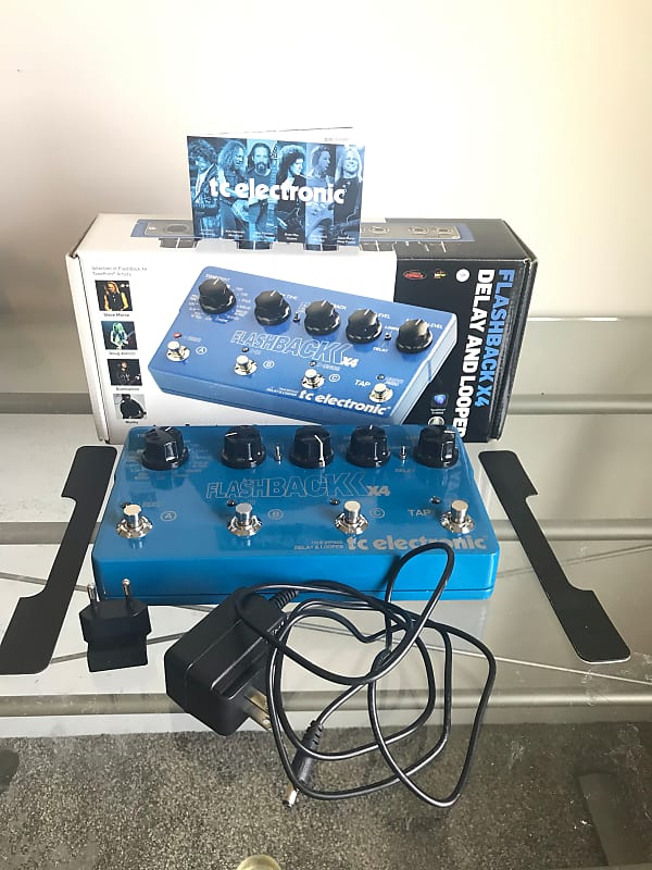 reverb gift card tc electronic flashback x4 delay and looper tyler s reverb 814