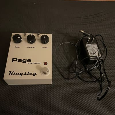Kingsley Page Tube Boost V2 for sale