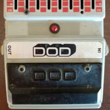 DOD Equalizer FX40B 1985 Grey