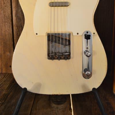 Danocaster Singlecut White Guard 2012 Blonde for sale