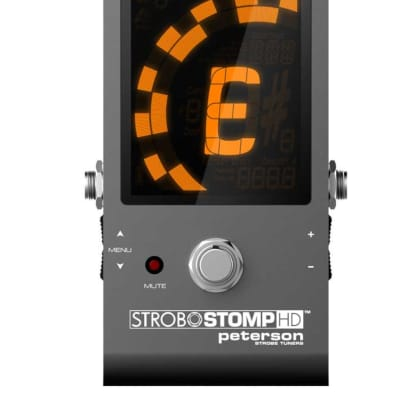 Peterson StroboStomp HD Tuner Pedal for sale