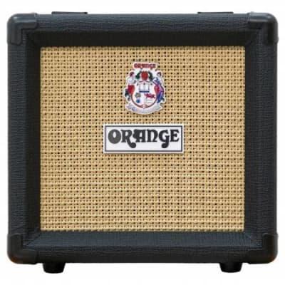 Orange Micro Terror Closed Back 1x8'' Amplifier in Black