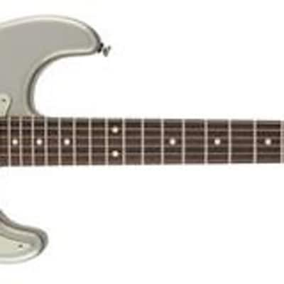 Fender Robert Cray Standard Stratocaster Electric Guitar (Inca Silver) (Used/Mint) for sale