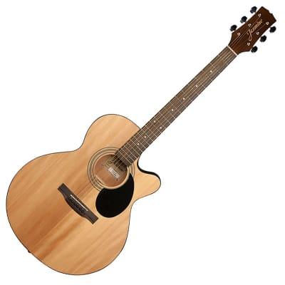 Jasmine S34C Grand Auditorium Acoustic Guitar for sale