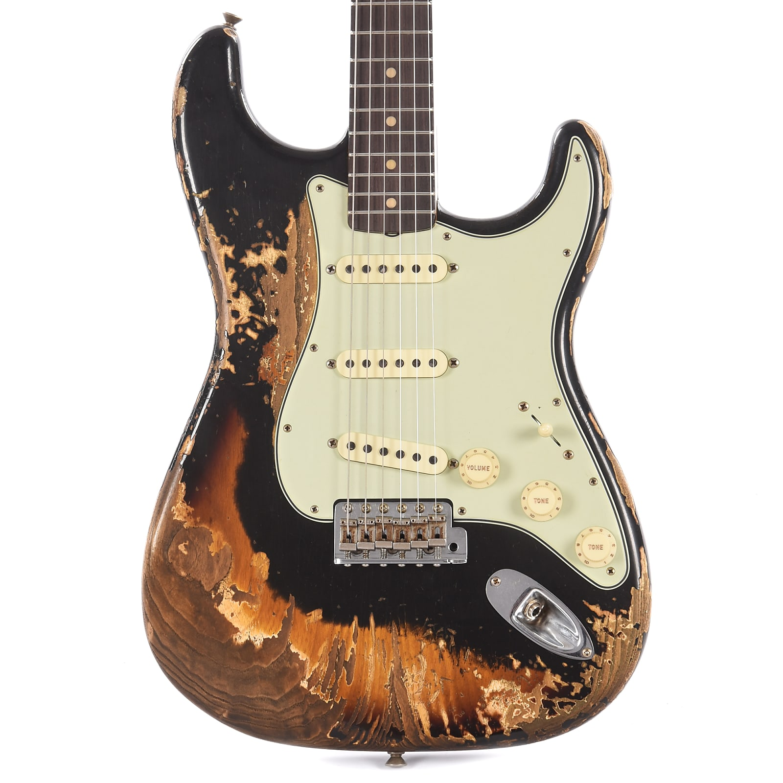 Fender Custom Shop Limited Edition 63 Stratocaster Super Heavy