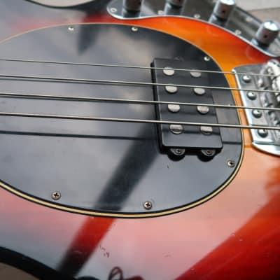 Musicman Stingray Bass Sunburst for sale