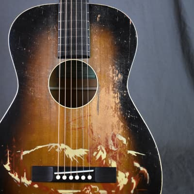 Baxendale '40s Harmony Gene Autry Melody Ranch Conversion for sale