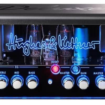 Hughes & Kettner TubeMeister Deluxe 20 - 20/5/1-watt Tube Head for sale