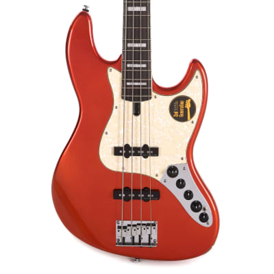 Sire Marcus Miller V7 Alder 4-String Bright Metallic Red (2nd Gen) for sale