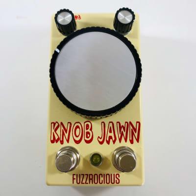 Fuzzrocious Knob Jawn  *Sustainably Shipped*