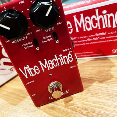 Drybell Vibe Machine Uni Vibe Pedal for sale