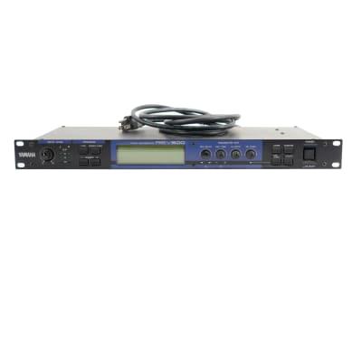 Used Yamaha REV500 Digital Reverberator