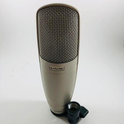 Shure KSM32 / SL Medium Diaphragm Cardioid Condenser Microphone  *Sustainably Shipped*