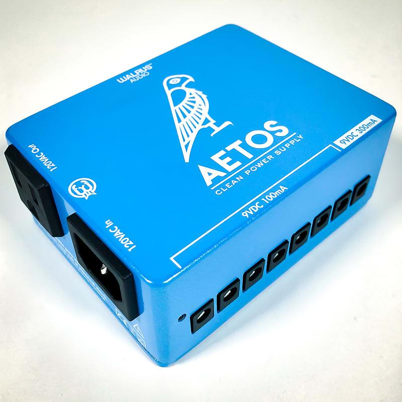 Blue /& White DEMO Walrus Audio Aetos 8-Output 120V Power Supply