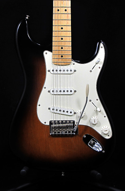 used american fender highway one stratocaster electric guitar reverb. Black Bedroom Furniture Sets. Home Design Ideas