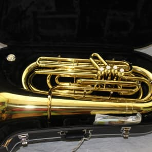 Jupiter 482L Standard Series 4-Valve 3/4 Size BBb Tuba