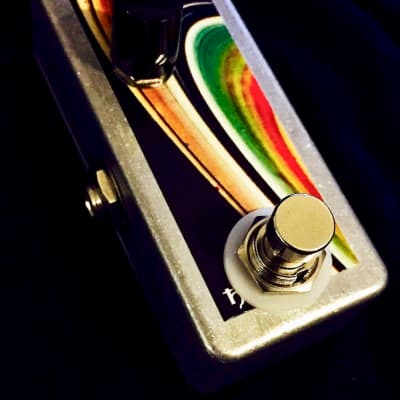Saturnworks Switchable Momentary Expression Pedal, TRS w/Neutrik Jack, for Strymon, Boss, EHX + More