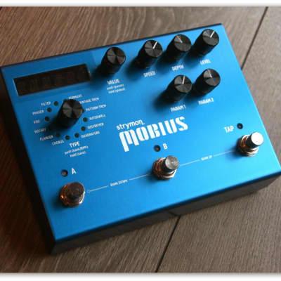 """Strymon """"Mobius Modulation Pedal"""""""