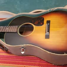 Gibson LG-2 1948 Sunburst with Case