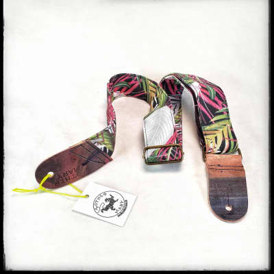 """Mother Mary Company """"Cousin Eddie"""" Tropical Strap"""
