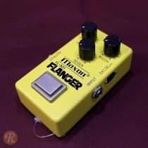 Maxon FL-301 Flanger 1980s Yellow image