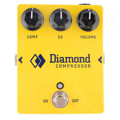 Diamond Compressor Optical Compressor w/EQ image