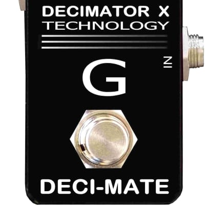 ISP Technologies DECI-MATE G Micro Decimator Noise Reduction Pedal BRAND NEW! FREE 2-3 Day S&H in US