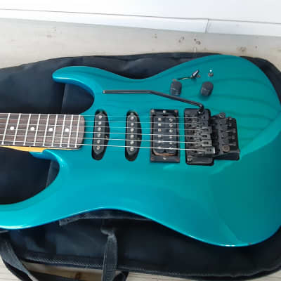 Vintage Ca. 1989 Kramer American Showster Savant III Electric Guitar w/ Gig Bag! for sale