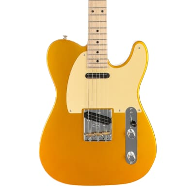 Fender Custom Shop Danny Gatton Signature Telecaster Electric Guitar - Frost Gold for sale