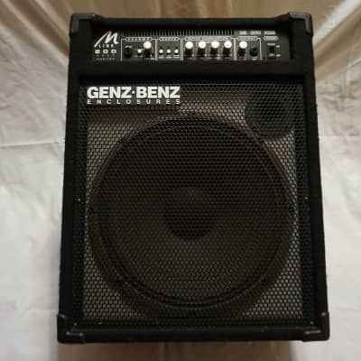 Genz Benz M Line 200 115 Bass Combo Amp for sale