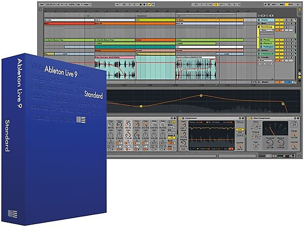 Ableton Live 9 Standard (Download) + Arturia V Collection 6