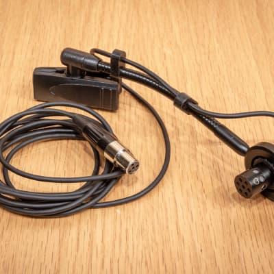 AV Leader PMM22/TA4F Instrument Mic w/TA4F connector