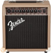 Fender Acoustasonic 15 2010s Brown image