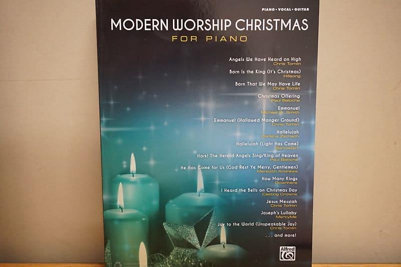 Modern Worship Christmas For Piano