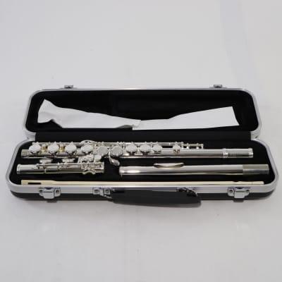 Jupiter JFL710 Standard C Flute with Offset G